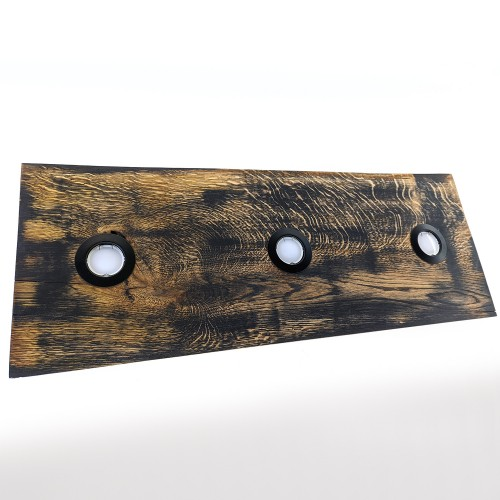 Dalle Led carrée 12W 17 cm chaud